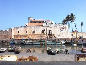 Elmina Castle, Cape Coast