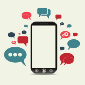 free chat applications for mobile phones
