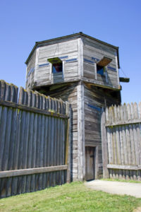 Fort Vancouver Tower, Vancouver, Washington