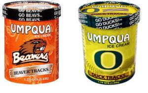 UO and OSU ice cream