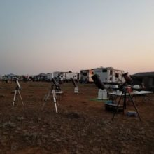 Oregon Star Party campground