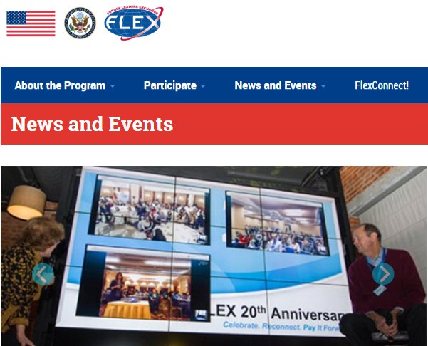 FLEX program website